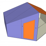 H13 basic sketchup file