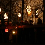 11:11:11 a flight of lanterns