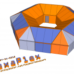 The HexaPlex – an enormous new hexayurt – 3D model included