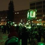 U of A Alumni Association, Green and Glow winterfest 2015
